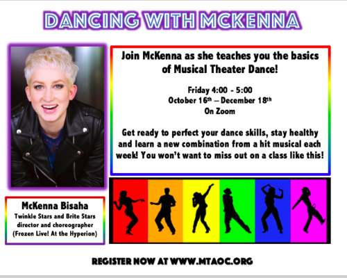 Dancing with McKenna